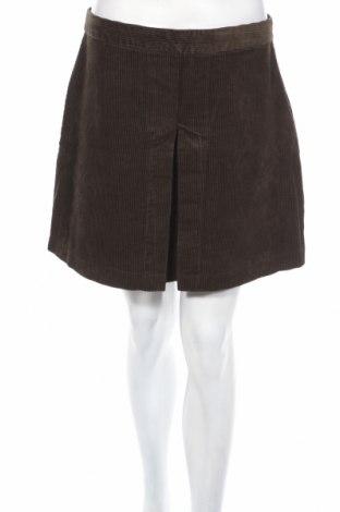 Пола Zara, Размер L, Цвят Зелен, 100% памук, Цена 8,00лв.