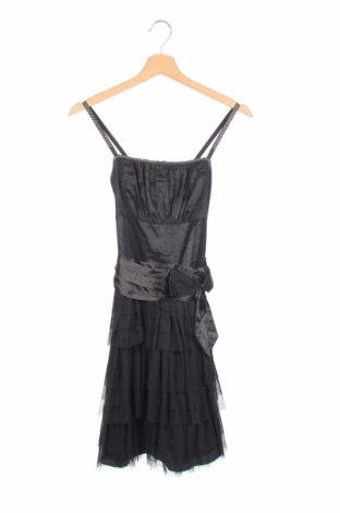 Рокля A.Joy collection, Размер S, Цвят Черен, Полиестер, Цена 8,66лв.