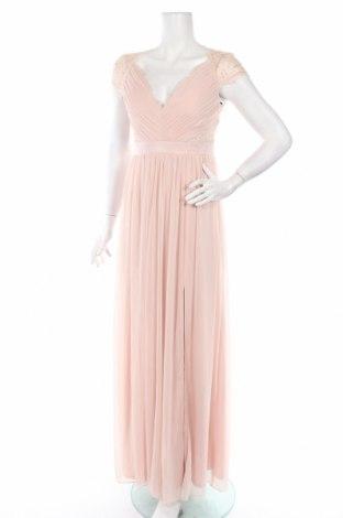 Рокля Adrianna Papell, Размер S, Цвят Розов, 100% полиамид, Цена 150,22лв.