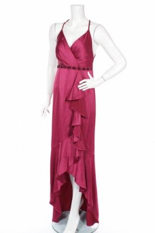 Рокля Adrianna Papell, Размер S, Цвят Лилав, 96% полиестер, 4% еластан, Цена 219,00лв.