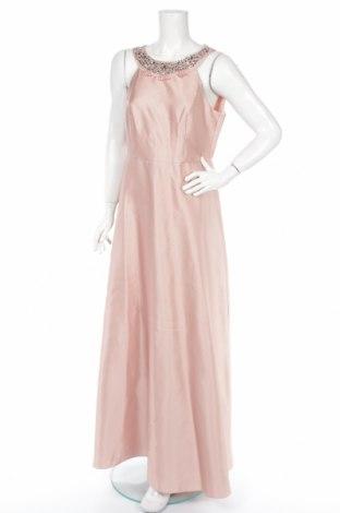 Рокля Adrianna Papell, Размер M, Цвят Розов, 100% полиестер, Цена 127,02лв.