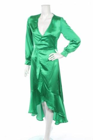 Рокля Club L, Размер M, Цвят Зелен, Полиестер, Цена 33,60лв.