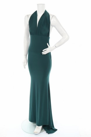Рокля Club L, Размер M, Цвят Зелен, 95% полиестер, 5% еластан, Цена 24,92лв.