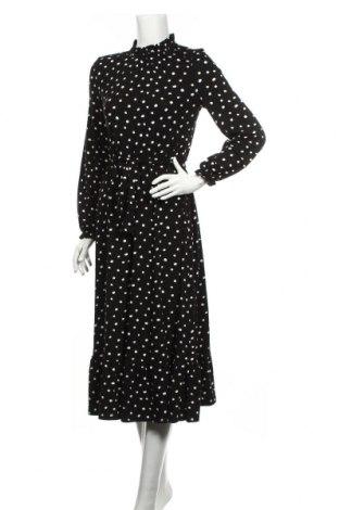 Šaty  Dorothy Perkins, Rozměr M, Barva Černá, 96% viskóza, 4% elastan, Cena  616,00Kč