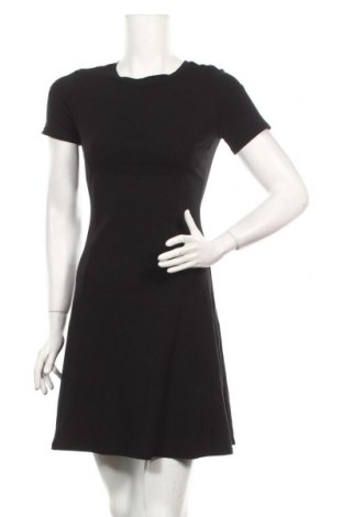 Рокля Edc By Esprit, Размер XS, Цвят Черен, 95% памук, 5% еластан, Цена 49,68лв.