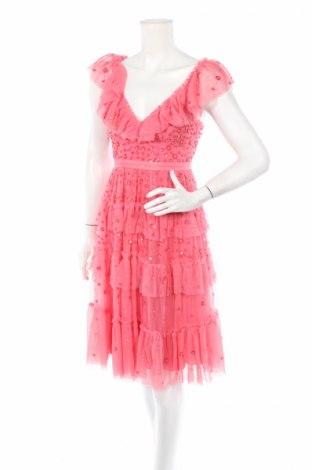 Šaty  Needle & Thread, Veľkosť S, Farba Ružová, Polyamide, Cena  171,79€