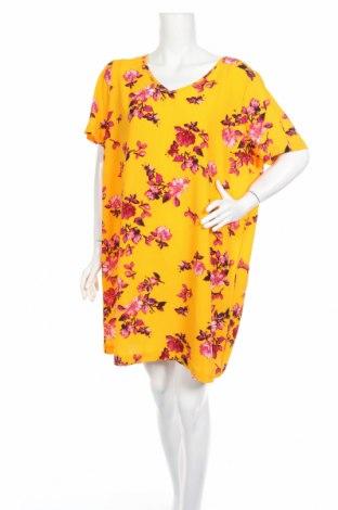 Рокля Only Carmakoma, Размер XL, Цвят Жълт, Цена 26,10лв.