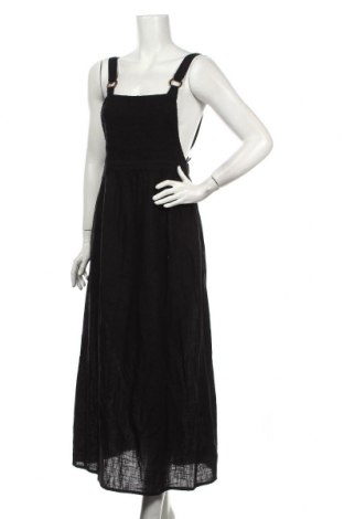 Dámské šaty s tráky Topshop, Rozměr M, Barva Černá, 100% bavlna, Cena  836,00Kč