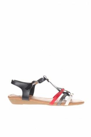 Sandale Emella, Mărime 40, Culoare Multicolor, Piele ecologică, Preț 94,13 Lei