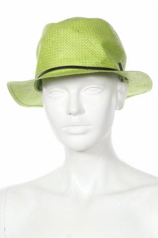 Шапка Replay, Цвят Зелен, Други тъкани, Цена 53,72лв.