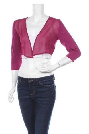 Bolero Zero, Mărime M, Culoare Roz, 95% viscoză, 5% elastan, Preț 67,93 Lei