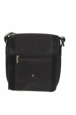 Чанта, Цвят Черен, Текстил, Цена 14,49лв.
