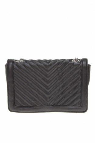 Дамска чанта, Цвят Черен, Еко кожа, Цена 23,21лв.