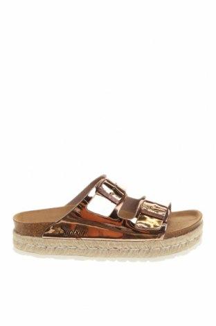 Papuci Sunbay, Mărime 38, Culoare Maro, Piele ecologică, Preț 194,90 Lei