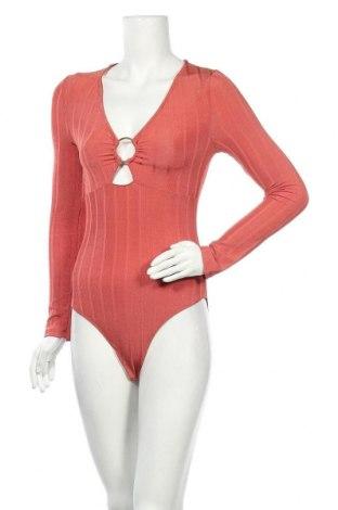 Дамска блуза - боди 4th & Reckless, Размер M, Цвят Розов, 95% полиестер, 5% еластан, Цена 3,00лв.