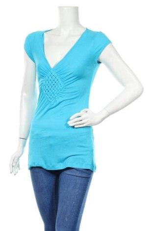 Γυναικεία μπλούζα Banana Republic, Μέγεθος M, Χρώμα Μπλέ, Βισκόζη, Τιμή 4,31€