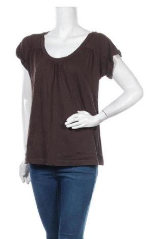 Γυναικεία μπλούζα Banana Republic, Μέγεθος L, Χρώμα Καφέ, Βαμβάκι, Τιμή 18,51€