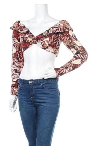 Дамска блуза Bardot, Размер L, Цвят Многоцветен, Цена 4,26лв.