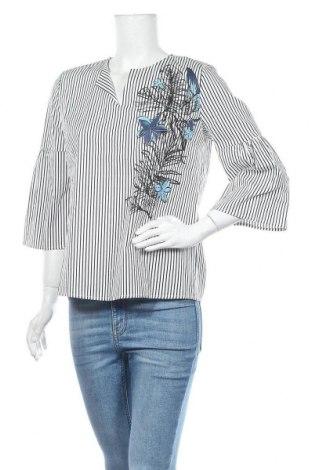 Дамска блуза Betty & Co, Размер M, Цвят Многоцветен, 97% памук, 3% еластан, Цена 24,15лв.