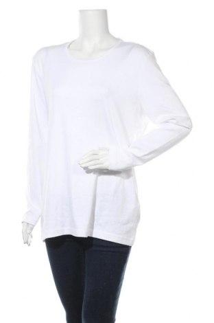 Γυναικεία μπλούζα Charles Vogele, Μέγεθος XXL, Χρώμα Λευκό, Βαμβάκι, Τιμή 11,11€