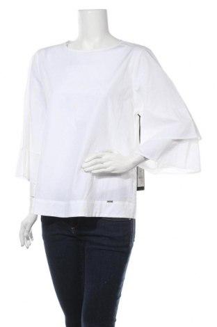 Дамска блуза Cinque, Размер M, Цвят Бял, Памук, Цена 97,30лв.