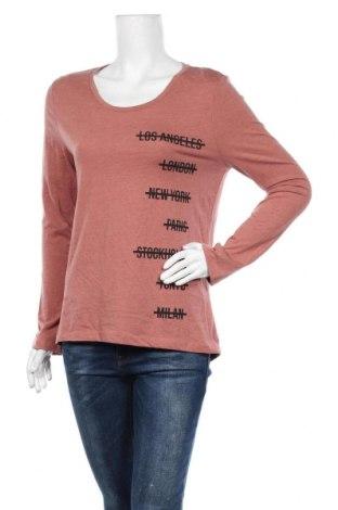 Дамска блуза Cool Cat, Размер XL, Цвят Червен, 80% памук, 50% полиестер, Цена 13,23лв.