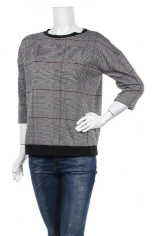 Дамска блуза Essentials by Tchibo, Размер S, Цвят Сив, 98% полиестер, 2% еластан, Цена 4,46лв.