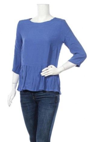 Дамска блуза Free Quent, Размер XS, Цвят Лилав, Вискоза, Цена 15,12лв.