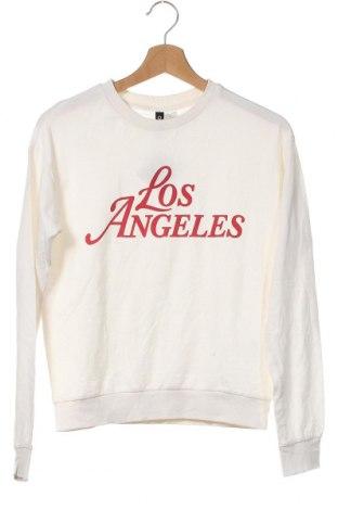 Γυναικεία μπλούζα H&M Divided, Μέγεθος XS, Χρώμα Λευκό, Βαμβάκι, Τιμή 12,34€