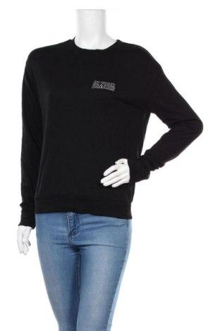 Γυναικεία μπλούζα H&M Divided, Μέγεθος S, Χρώμα Μαύρο, Βαμβάκι, Τιμή 11,14€