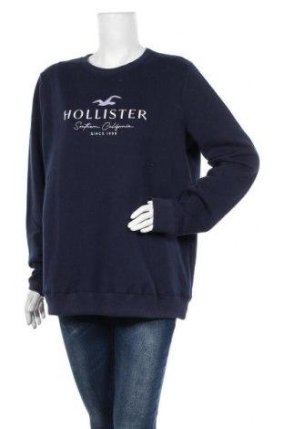 Γυναικεία μπλούζα Hollister, Μέγεθος XL, Χρώμα Μπλέ, 60% βαμβάκι, 40% πολυεστέρας, Τιμή 20,10€