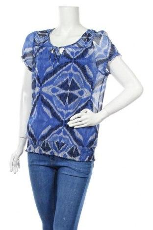 Дамска блуза INC International Concepts, Размер XL, Цвят Син, Полиамид, полиестер, Цена 8,12лв.