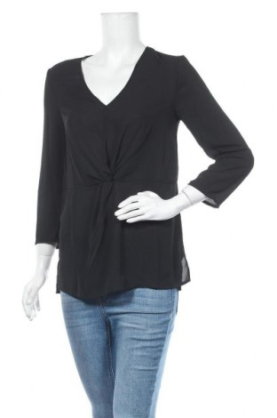 Дамска блуза Kiomi, Размер S, Цвят Черен, 100% полиестер, Цена 15,40лв.