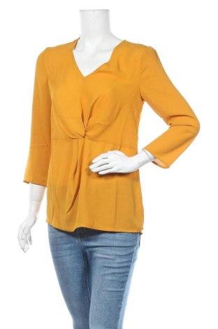 Дамска блуза Kiomi, Размер S, Цвят Оранжев, 100% полиестер, Цена 13,20лв.