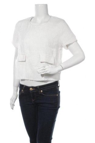 Дамска блуза Kling, Размер L, Цвят Бял, Полиестер, Цена 15,21лв.