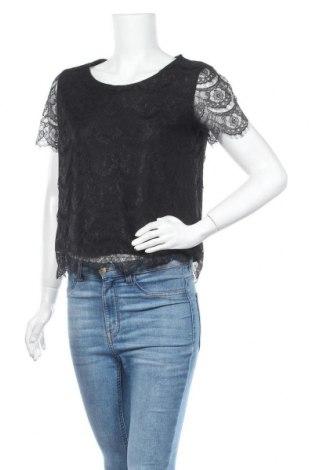 Дамска блуза Modstrom, Размер S, Цвят Черен, Полиамид, Цена 5,29лв.