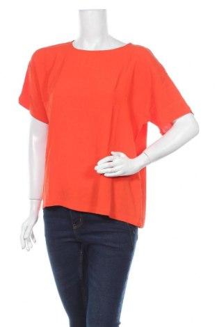 Дамска блуза Modstrom, Размер M, Цвят Оранжев, Вискоза, Цена 11,80лв.
