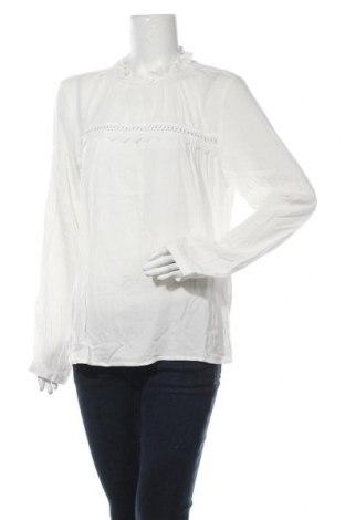 Дамска блуза Modstrom, Размер L, Цвят Бял, Вискоза, Цена 34,30лв.