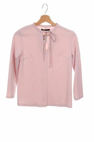 Γυναικεία μπλούζα Mohito, Μέγεθος XS, Χρώμα Ρόζ , 95% πολυεστέρας, 5% ελαστάνη, Τιμή 10,93€