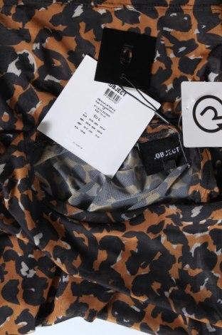 Дамска блуза Object, Размер L, Цвят Многоцветен, 95% полиестер, 5% еластан, Цена 39,00лв.