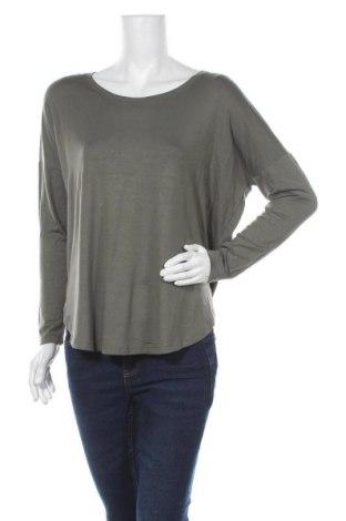 Дамска блуза Part Two, Размер XS, Цвят Зелен, 95% модал, 5% еластан, Цена 17,96лв.