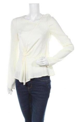 Дамска блуза Patrizia Pepe, Размер S, Цвят Екрю, 95% вискоза, 5% еластан, Цена 59,95лв.