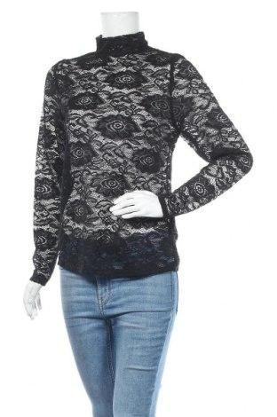 Дамска блуза Simply Be, Размер XL, Цвят Черен, 92% полиамид, 8% еластан, Цена 14,70лв.