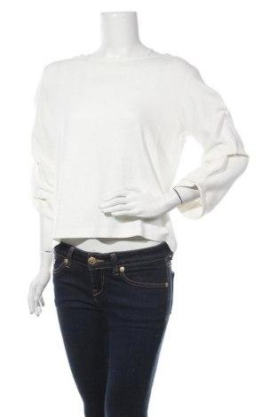 Дамска блуза Someday., Размер M, Цвят Екрю, 70% вискоза, 27% полиамид, 3% еластан, Цена 59,25лв.