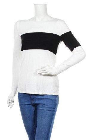 Дамска блуза Someday., Размер M, Цвят Бял, 95% вискоза, 5% еластан, Цена 4,73лв.