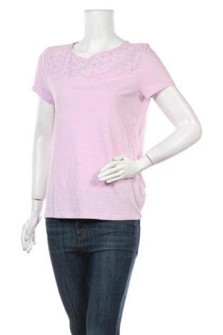 Γυναικεία μπλούζα Tom Tailor, Μέγεθος M, Χρώμα Ρόζ , Βαμβάκι, Τιμή 18,95€