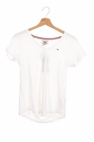 Γυναικεία μπλούζα Tommy Hilfiger, Μέγεθος XS, Χρώμα Λευκό, Βαμβάκι, Τιμή 27,34€