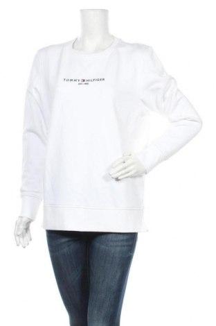 Γυναικεία μπλούζα Tommy Hilfiger, Μέγεθος L, Χρώμα Λευκό, Βαμβάκι, Τιμή 33,49€