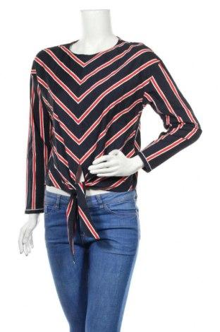 Γυναικεία μπλούζα Tommy Hilfiger, Μέγεθος XS, Χρώμα Μπλέ, 97% βαμβάκι, 3% ελαστάνη, Τιμή 21,63€