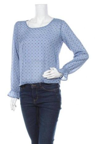 Дамска блуза Up 2 Fashion, Размер S, Цвят Син, Полиестер, Цена 4,73лв.